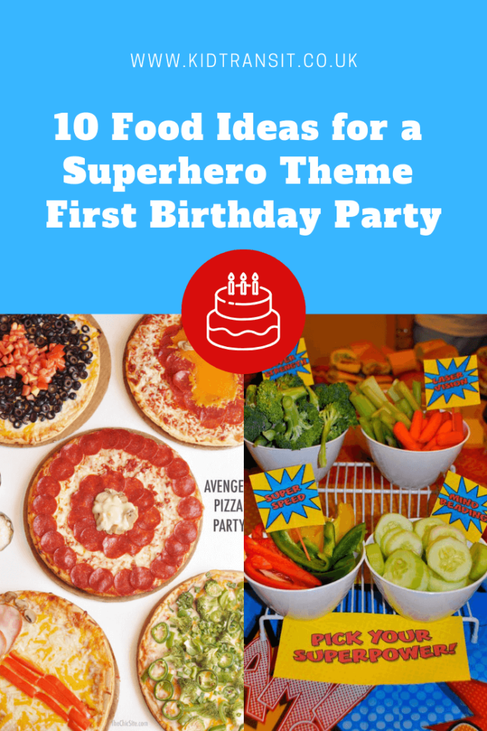 10 great party food ideas for a pirate theme first birthday party
