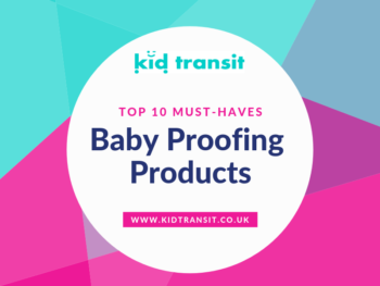 10 must-have baby proofing products