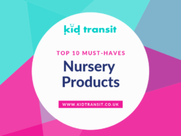 10 must-have nursery products
