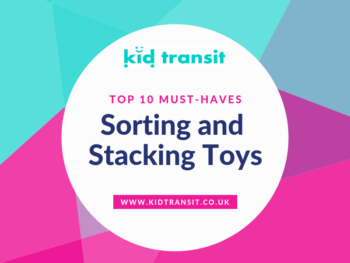10 must-have sorting and stacking toys