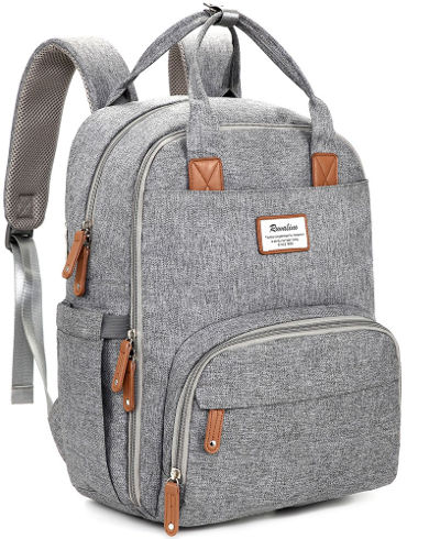 Changing bag backpack style