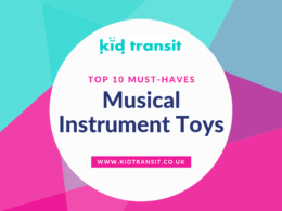 10 must-have musical instrument toys