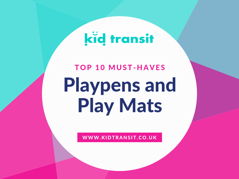 10 must-have playpens and play mats
