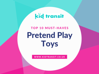 10 must-have pretend play toys