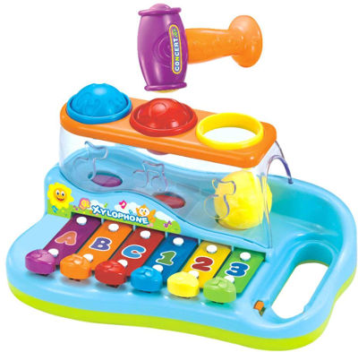 Baby xylophone musical instrument toy