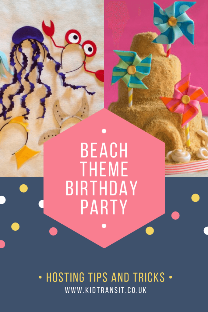 Check out 7 amazing tips and tricks to host a beach theme first birthday party