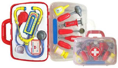 Medical carrycase doctors kit