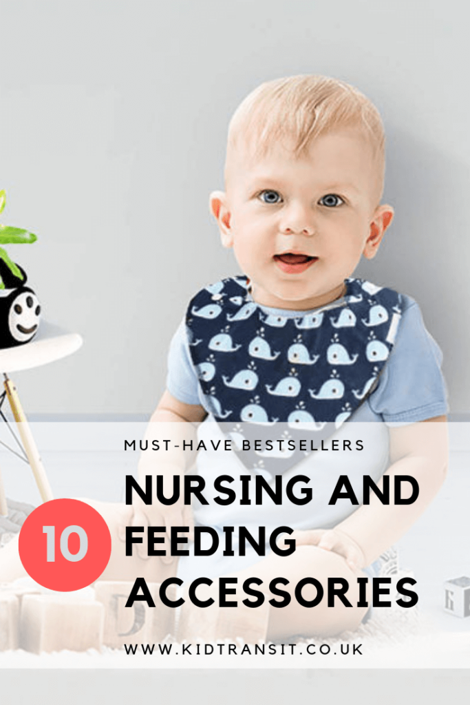 Top 10 Must-Have Bestsellers for nursing and feeding babies and toddlers