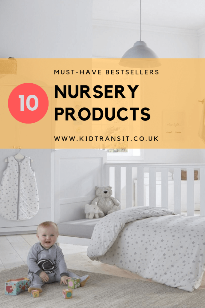 Top 10 Must-Have Bestsellers nursery products for a soothing environment