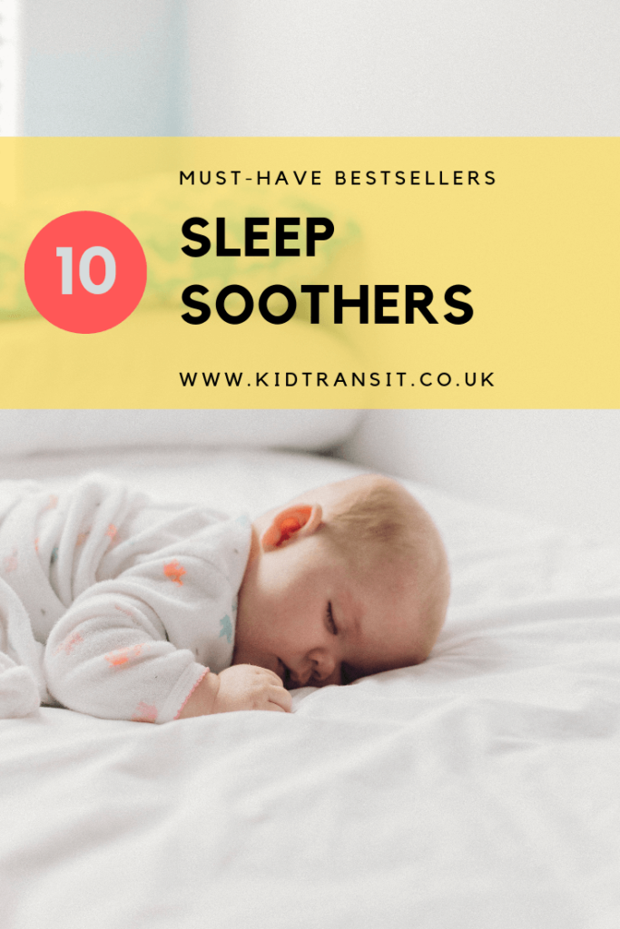 Top 10 Must-Have Bestsellers sleep soothers for babies and toddlers