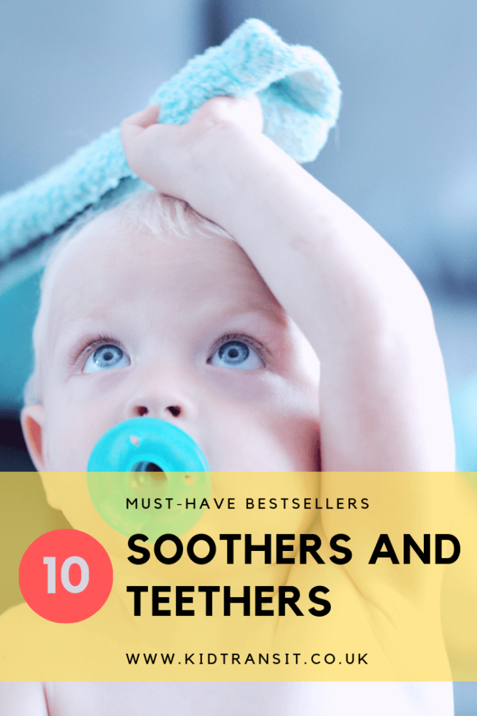 Top 10 Must-Have Bestsellers soothers and teethers for babies and toddlers