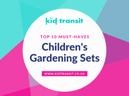 10 must-have childrens gardening sets