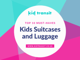 10 must-have kids suitcases
