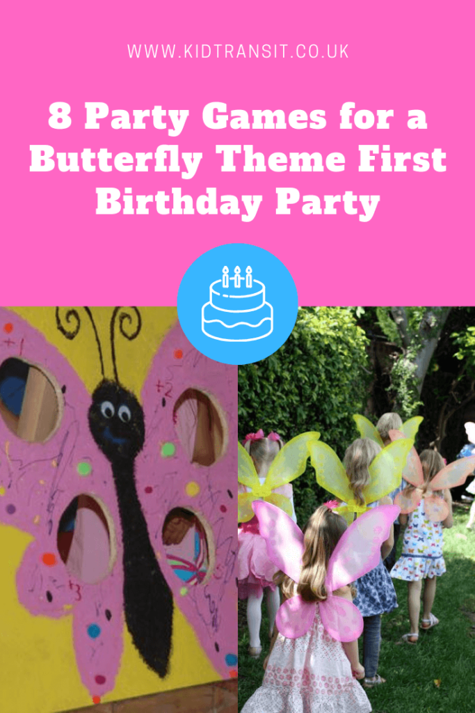 8 great party games and activities ideas for a butterfly theme first birthday party