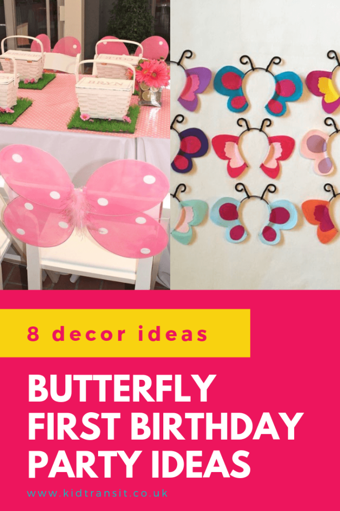 Check out 8 beautiful party decor ideas for a butterfly theme first birthday party