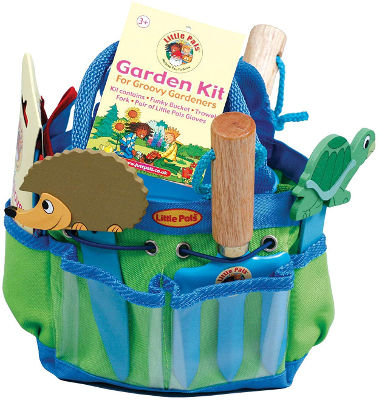Childrens Gardening Tools Kit