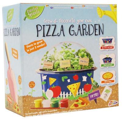 Grow Your Own Pizza Herbs Garden