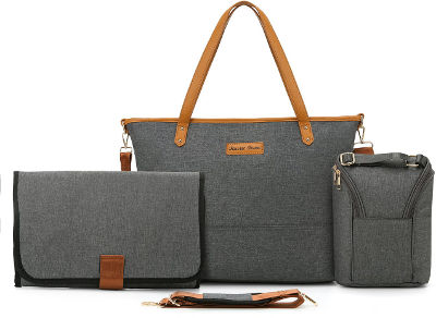 Handbag style changing bag