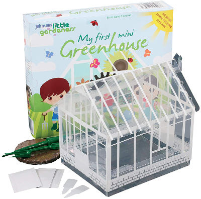 My First Mini Greenhouse