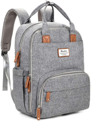 Ruvalino backpack changing bag