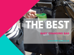 The best baby changing bag