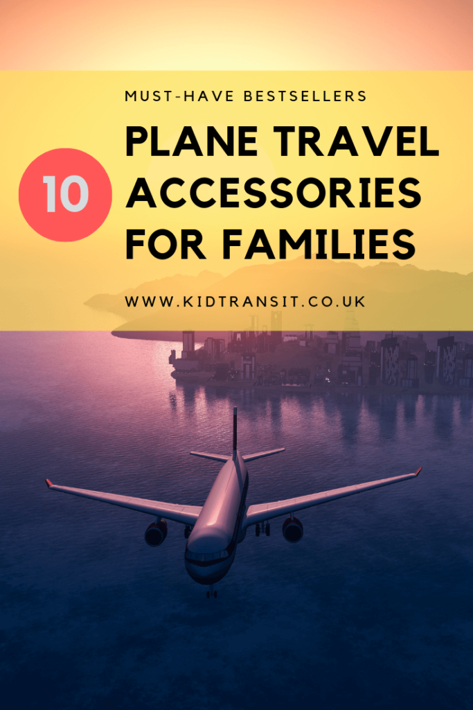 Top 10 Must-Have Bestsellers plane travel accessories for all the family