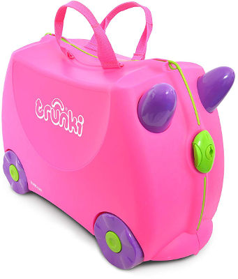 Trunki child's suitcase