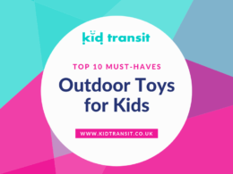 10 must-have outdoor toys for kids