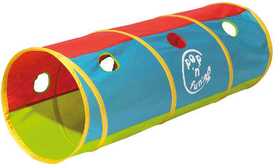 Pop Up Play Tunnel