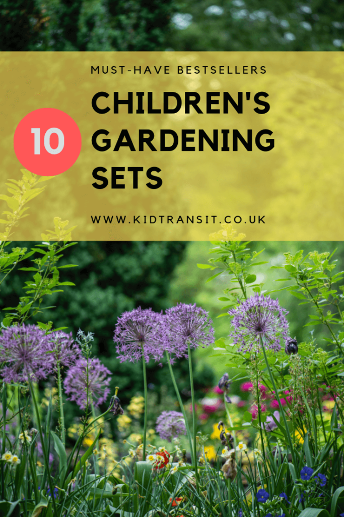 Top 10 Must-Have Bestsellers children's gardening sets for fun outdoor play with toddlers and young kids
