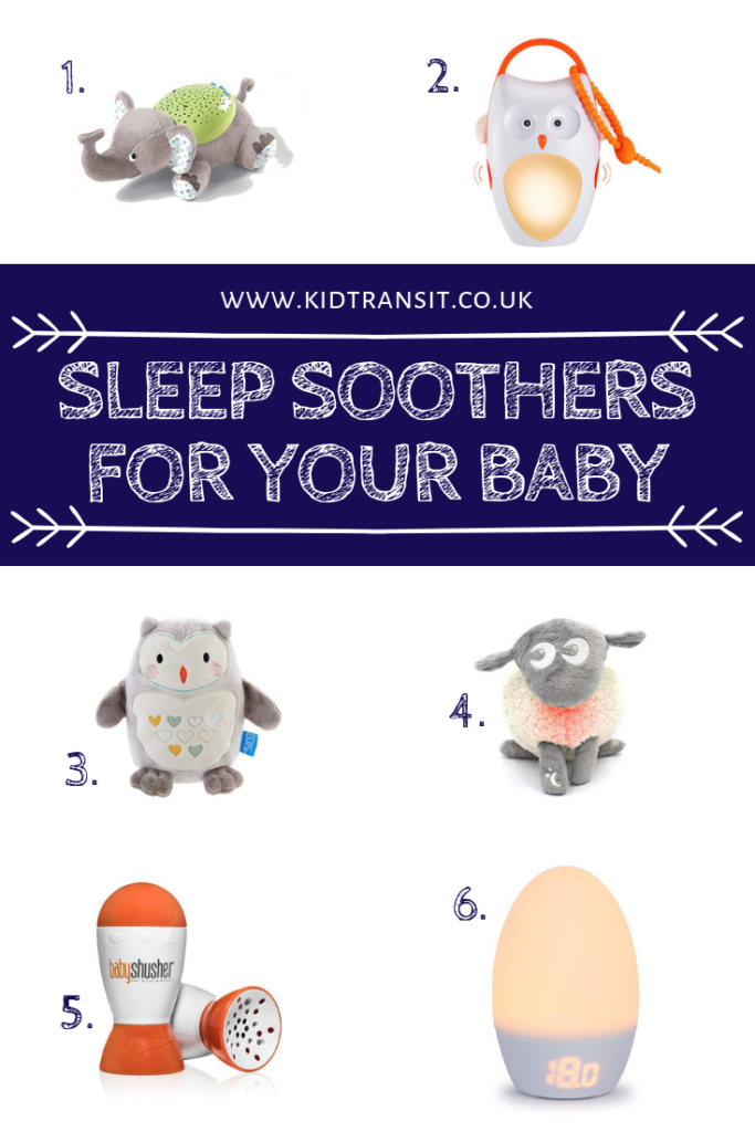 A perfect nights sleep can be found when using a baby sleep soother. Ewan the Dream Sheep got our vote!
