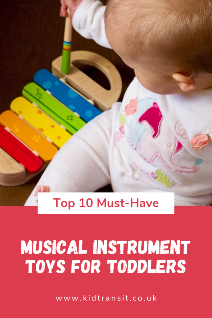 Let them make noise with these top musical instrument toys for kids. From drums to xylophones, here are the best musical toys for your child.