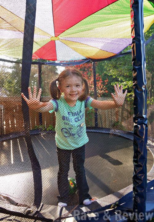 Summer party ideas trampoline games