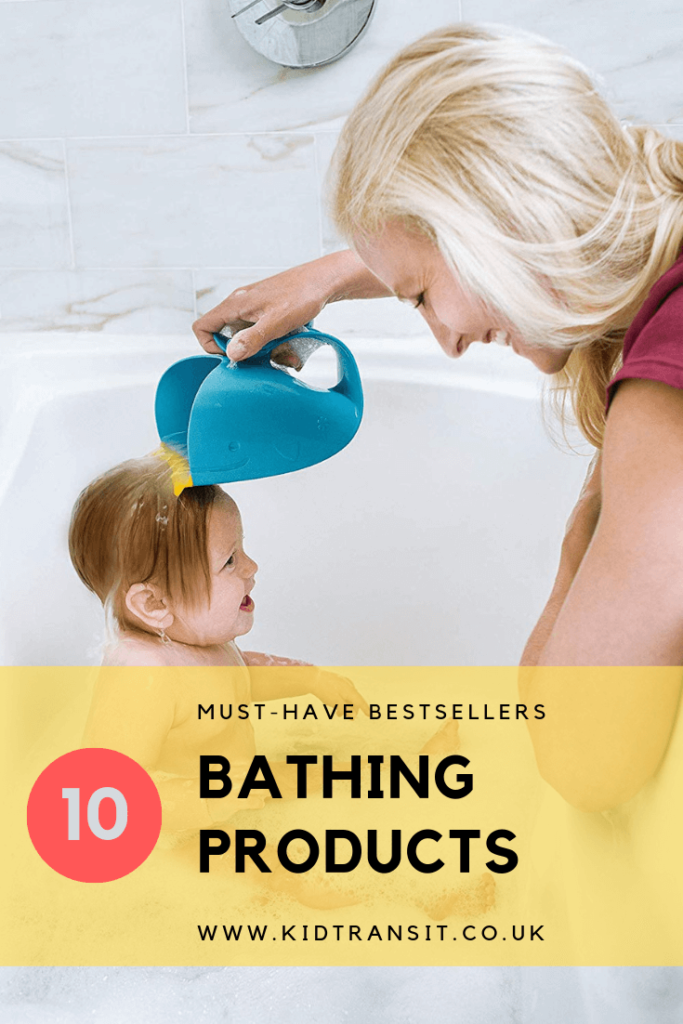 Top 10 Must-Have Bestsellers bathing products for babies and toddlers