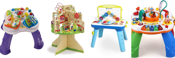Activity table toys for 1 year olds