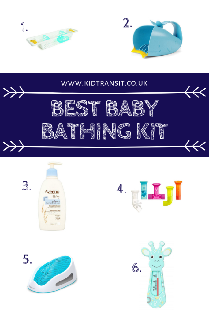 Bath-time is fun-time with all the best baby and toddler bathing products.