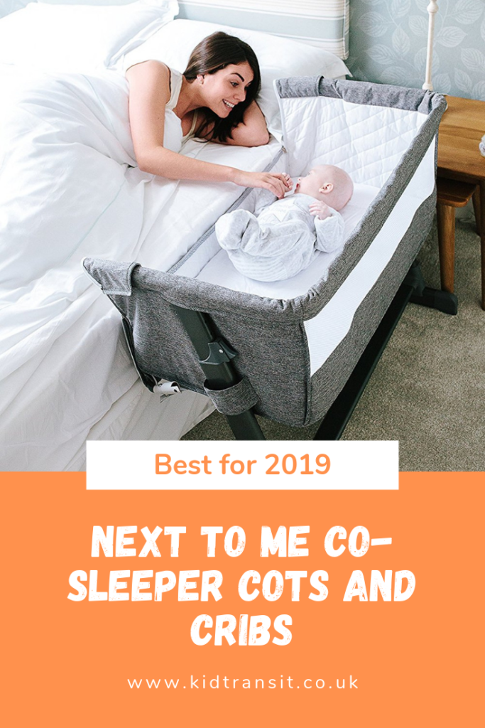 Co-sleep safely with your baby with one of the best next-to-me cribs available in 2019
