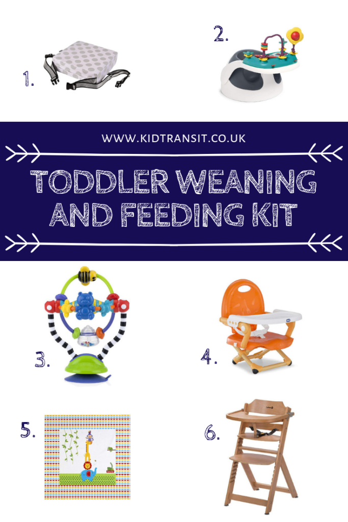 Improve toddler weaning and feeding at home and when you're out with these bestselling products.