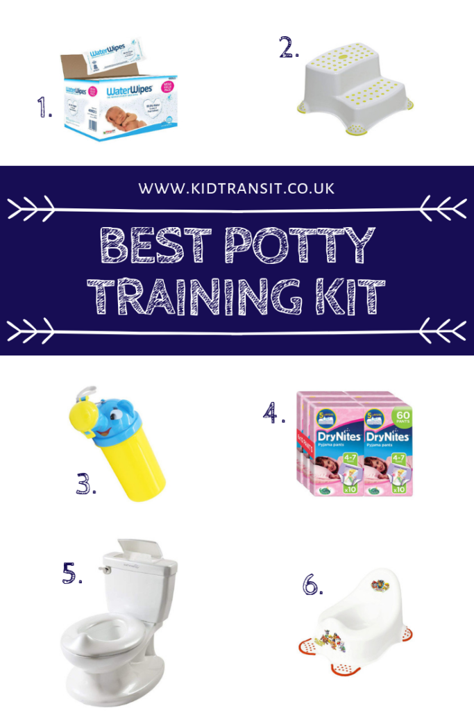 Potty training could be a breeze with the best products to help your toddler get the hang of it straight away.