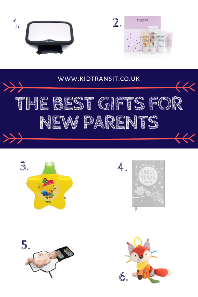 The best gifts to get for new paretns- make sure you check out what a new mom or dad really needs when they have a newborn.