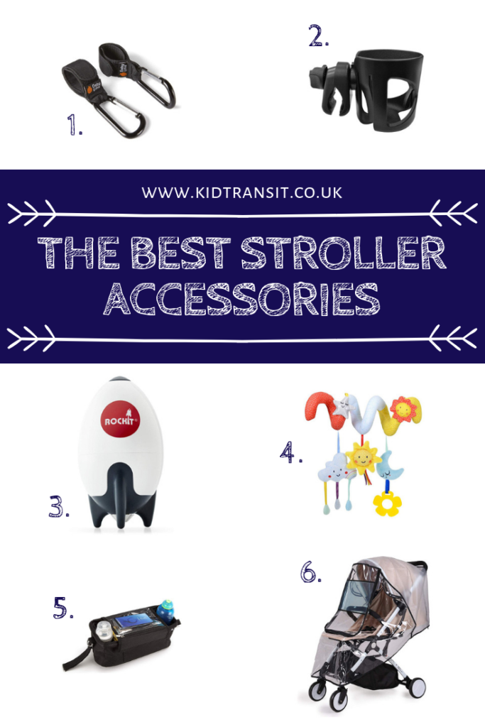 The best stroller accessories that really work when out and about with your baby