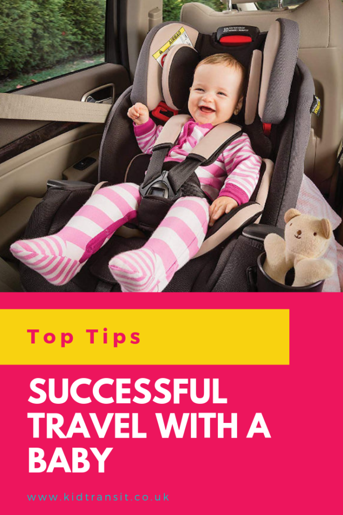 Traveling with a baby can be relaxing (I promise) just use some of these tips to make sure your completely prepared for every eventuality.