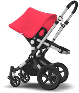 Bugaboo Cameleon 3 pushchair parent facing