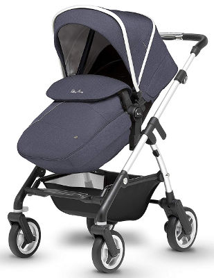 Silver Cross Wayfarer pushchair 2