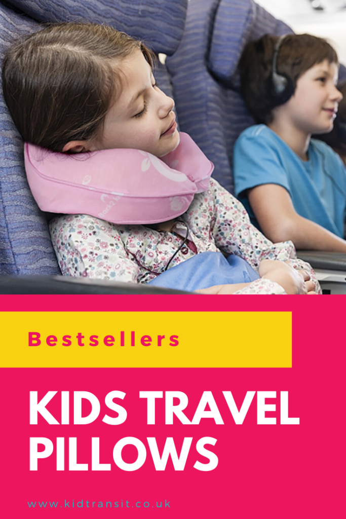 The best travel neck pillows for kids so they can sleep while you travel