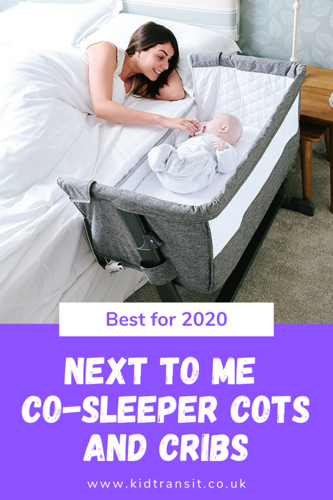 Co-sleep safely with your baby with one of the best next-to-me cribs available in 2020