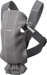 BabyBjorn Mini Baby Carrier for newborns
