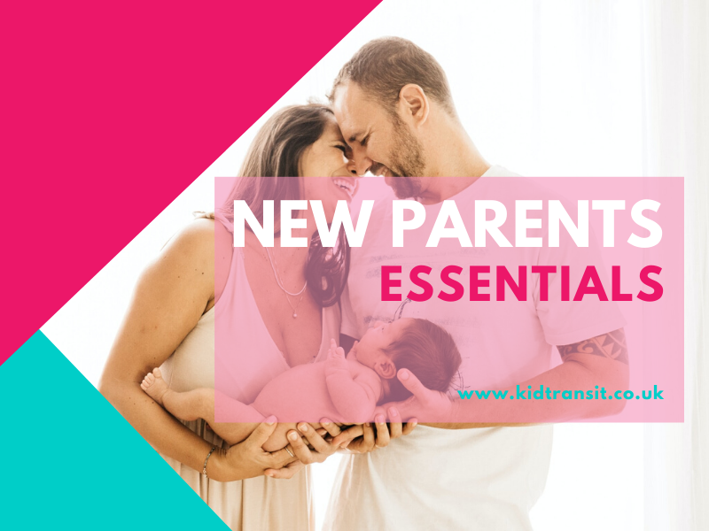 New parents essentials baby products