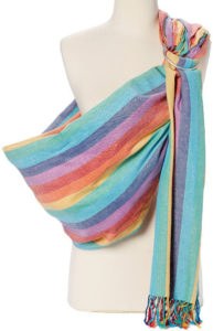Ring sling baby carrrier Hip Baby