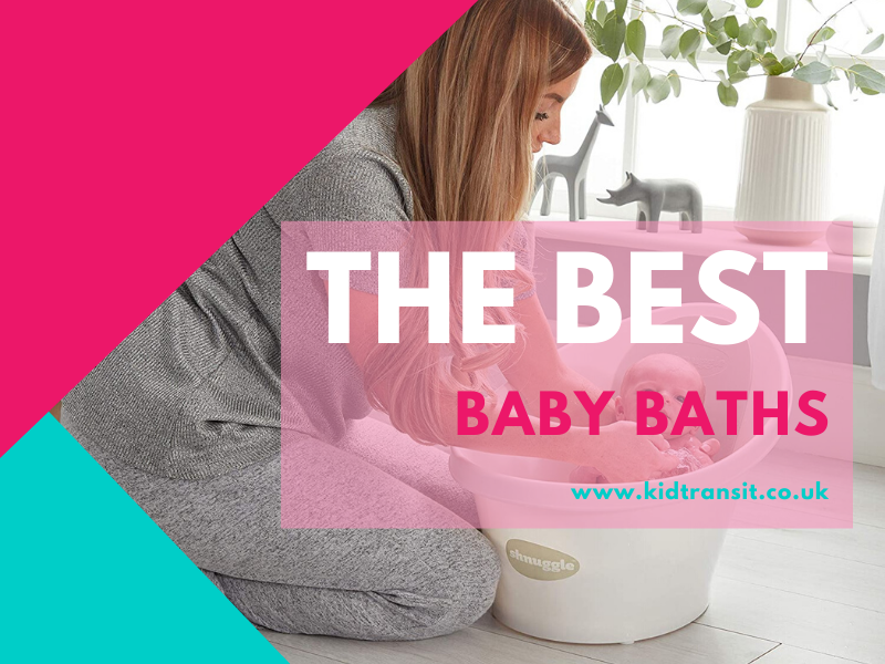 The best toddler baby baths, baby bath seats and bath supports